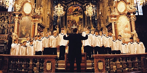 Vienna Boys Choir Holiday Celebration