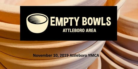 Empty Bowls Attleboro Area Fundraising Soup Dinner tickets