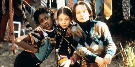 Throwback Cinema: HARRIET THE SPY (1996) tickets