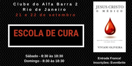 Escola de Cura - Rio de Janeiro ingressos