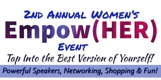 2nd Annual Women's Empower(HER) Event