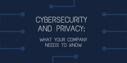 Cybersecurity and Privacy
