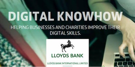 Lloyds Bank International Limited Digital KnowHow Session (Jersey) tickets