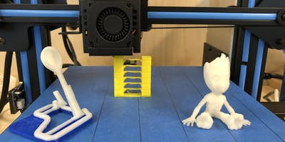 Kiln Intro to 3D Printing Class