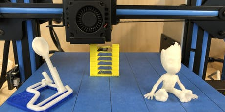 Kiln Intro to 3D Printing Class tickets