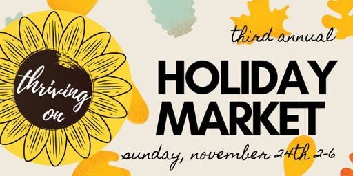 Holiday Market at the Mill - Brunch + VIP Access