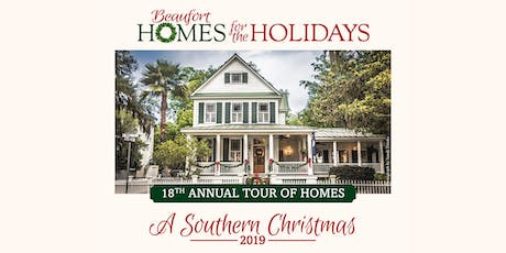 TOURS – Beaufort Homes for the Holidays tickets
