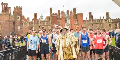 Hampton Court Palace Half Marathon for KIDS Charity
