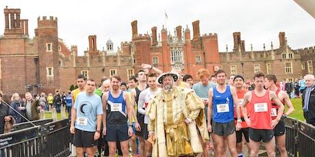 Hampton Court Palace Half Marathon for KIDS Charity tickets