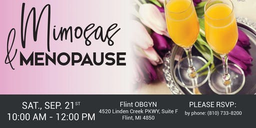 Mimosas & Menopause