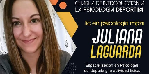 Charla Introductoria a la Psicologia Deportiva