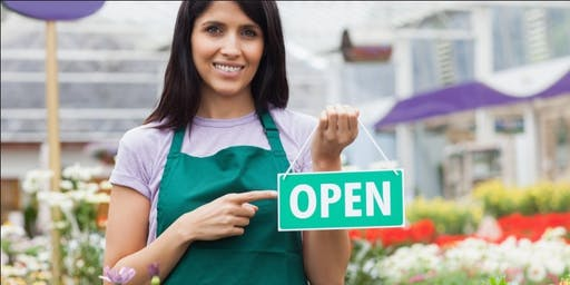CWE Eastern MA - Steps to Start A Business - October 15
