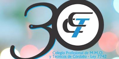 Celebración 30º Aniversario Colegio M.M.O. y Técnicos de Córdoba
