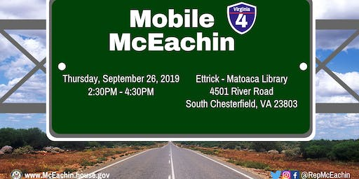Chesterfield Mobile McEachin