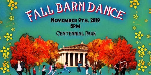 4th Annual Fall Barn Dance 2019 Presented by Youinspire.org