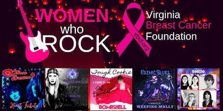Women Who Rock Festival tickets