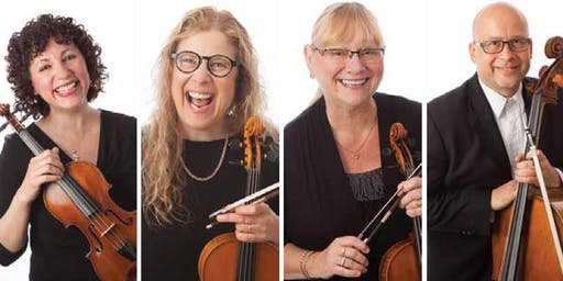 Niagara Symphony Orchestra String Quartet: Strings Through the Ages