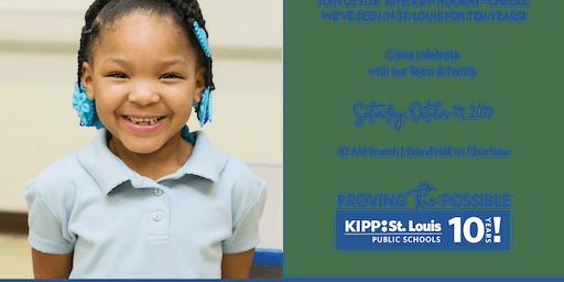 KIPP St. Louis 10 Year Celebration
