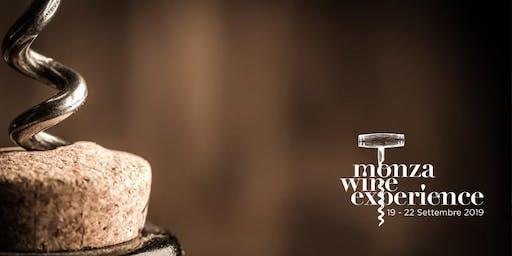 MONZA WINE EXPERIENCE | Dal 19 al 22 settembre