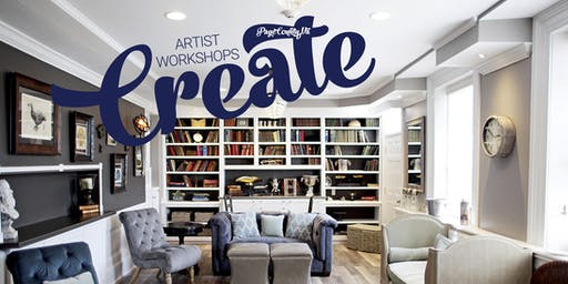 CREATE Workshop - Tell Your Story with Sarah Van Arsdale