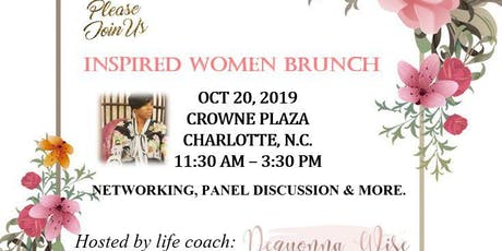 Inspired Women Brunch tickets