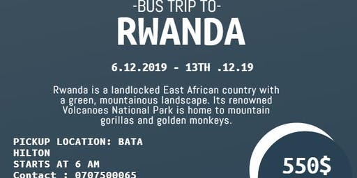 Bus Trip to Rwanda