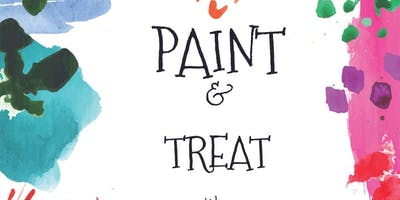 Paint and Treat!