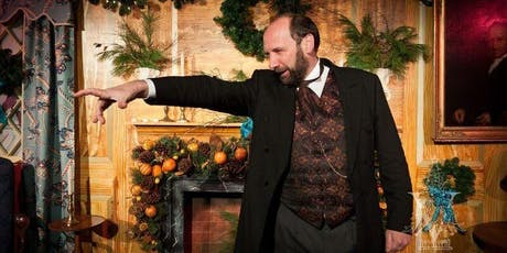 A Christmas Carol with Gerald Charles Dickens tickets