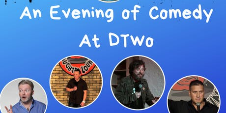 Evening of Comedy Free Event tickets