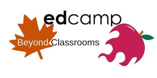 Edcamp Beyond Classrooms 2019