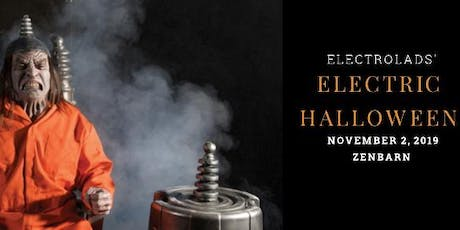 Electrolads' Electric Halloween tickets