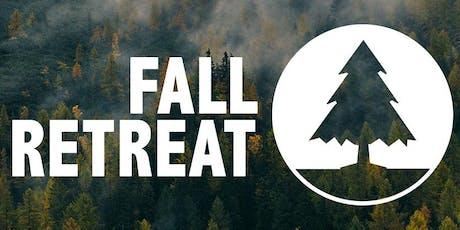 High School Fall Retreat - Reality Retreat 2019 tickets