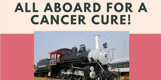 All Aboard for a Cancer Cure!