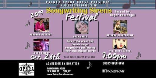Songwriting Sirens Festival