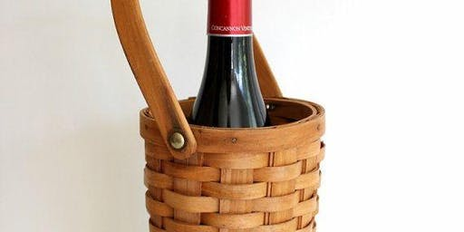 Gift Wine Basket Workshop