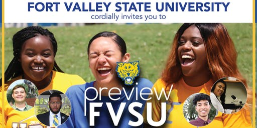 Preview FVSU - Prospective Student Open House
