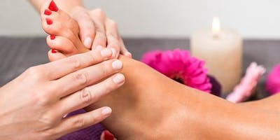 """Shannon's Home Warranty Series  """"Nails & Knowledge"""" 1 HR Pedicure CE!"""