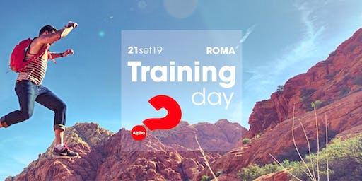 Training Alpha Roma // 21 set 2019