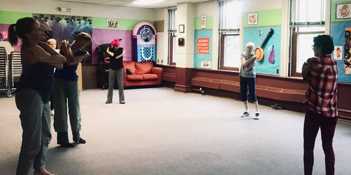 Gentle Dance Exercise for Cancer and Breast Cancer Recovery @ Kingston Library