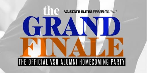 """THE GRAND FINALE"" VSU Alumni Homecoming Party 2019"