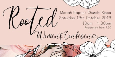 Rooted: Women's conference tickets