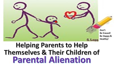 FREE Co-Parenting / Parent Alienation / Estrangement workshop - Monday  November 4th at 5:30 PM tickets