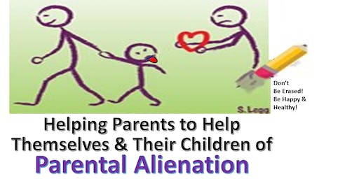 FREE Co-Parenting / Parent Alienation / Estrangement workshop - Monday  November 4th at 5:30 PM