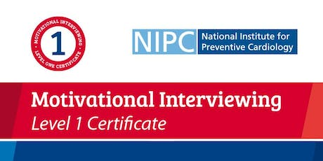 Motivational Interviewing Level 1 Certificate January 23rd & 24th (Standard Rate) tickets
