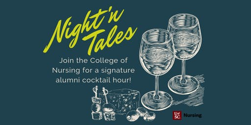 Night'nTales Alumni Cocktail Hour