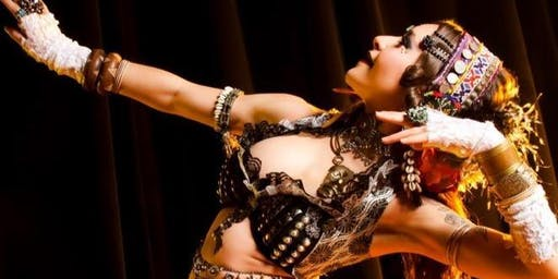 Fusion Belly Dance w/ Heather Marie