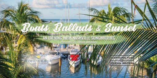 Boats,  Ballads & Sunset