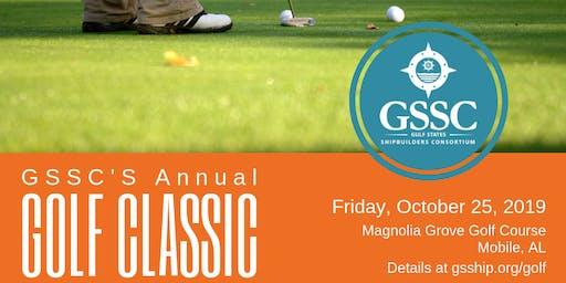 Gulf States Shipbuilders Consortium  GSSC 6th Annual Golf Classic @Magnolia