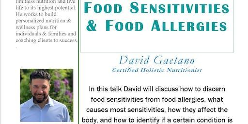 Food Sensitivities & Food Allergies