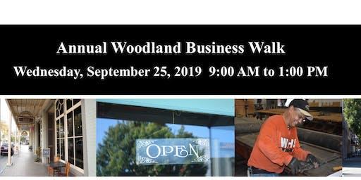 Annual Woodland Business Walk